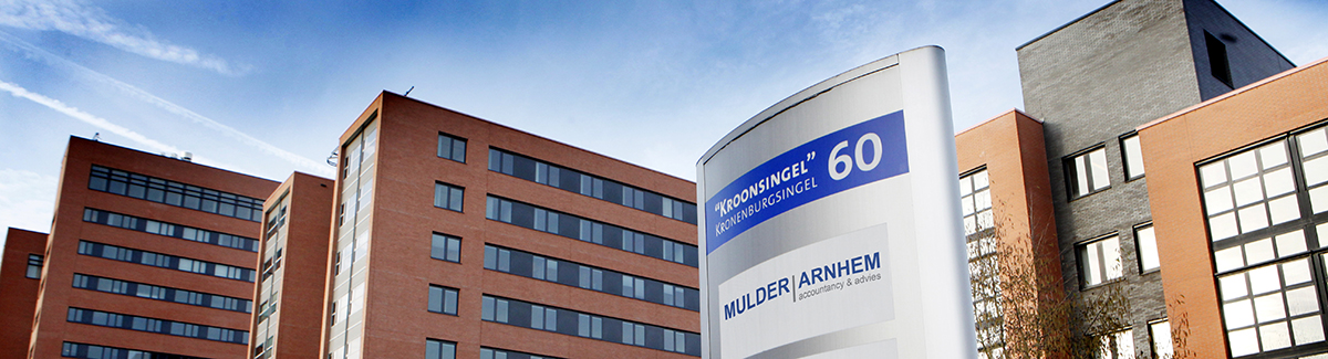 Mulder Arnhem Accountancy & Advies is gevestigd aan de Kronenburgsingel 60-21 te Arnhem.